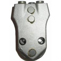 Buy cheap WS39 Auger Bits Flat Casing Teeth and Teeth Holder For Piling Rig from wholesalers
