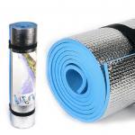 Buy cheap Moisture Proof  Dampproof 10MM Sleeping Aluminum Foil Eva Foam Camping Mats from wholesalers