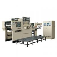TYM780 Full Automatic Hot Foil Stamping and Die cutting Machine