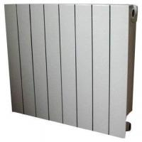 Buy cheap Extrusion molding parted aluminum radiator(LL004-C) from wholesalers