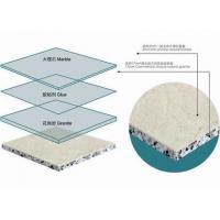 Buy cheap Compound Panel Marble With Granite from wholesalers
