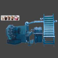 Buy cheap Pressure molding machine series Six-Color Curved Offset Cup Printing Machine from wholesalers