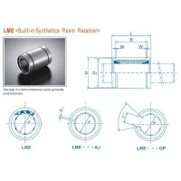 Wholesale LME、LME-AJ、LME-OP Linear Ball Bushing from china suppliers