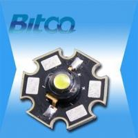 LED components 5W White high power LED lamp Manufactures