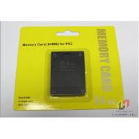 Buy cheap PlayStation2 & PS1 PS2 Memory 64MB Card from wholesalers