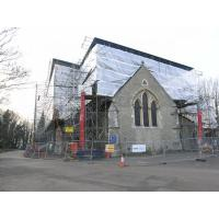 Buy cheap Gravesend Church - Temporary Roof product