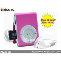 Buy cheap KM201C--Kingta Gift promotion MP3 from wholesalers