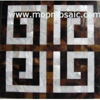 Buy cheap Mother of pearl Shell tiles(Pen Shell Tiles) from wholesalers