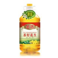 Camellia seed and peanut blend oil:5L、2.5L Manufactures