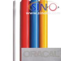 China High quality Oracal color pvc vinyl film on sale