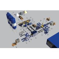 Buy cheap Semi-automatic block production line from wholesalers