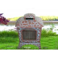 China CMCCast Iron Outdoor fireplace on sale