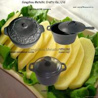 Buy cheap cast iron casserole from wholesalers
