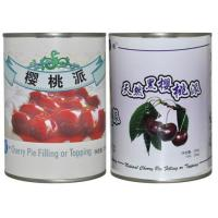 Buy cheap Cherry(red,black) Pie Filling or Topping from wholesalers