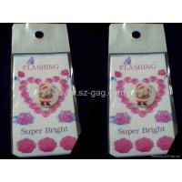 Buy cheap Mobile phone flashing sticker from wholesalers