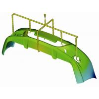 Buy cheap Mold Fill Analysis: Hot Runner Injection Molding from wholesalers
