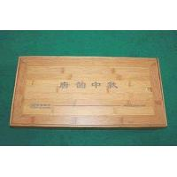 Bamboo tea tray tea set Manufactures