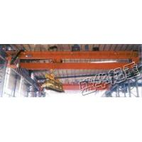 Buy cheap 7.5 +7.5 tons, 10 +10 tons, 16 tons +16 tons 17.5 +17.5 rotating electromagnetic beams hang overhead from wholesalers