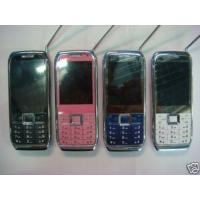 E71i Quad Band Dual Card Dual Standby Dual Camera Bar Mini Cell Phone Black