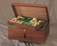Wholesale WOODEN BOX SERIES--chess box from china suppliers