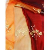 Buy cheap spangle embroidery curtain fabrics FDBL-6007 from wholesalers