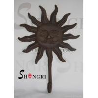 Wholesale castiron wall hook from china suppliers