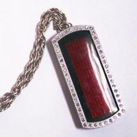 Led dog tag price Manufactures