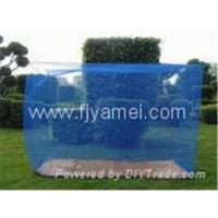 Long lasting insecticide treated nets