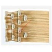 Clips in hair extension Manufactures