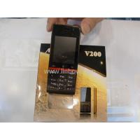 Buy cheap V200 Quad-Band Cheap Mobile Phone with dual sim cards from wholesalers