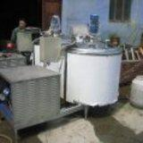 Vertical Milk Cooling Tank 500l Manufactures