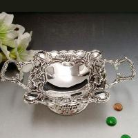(3) Bowl & Dish (with glass) DF13612AS-1H
