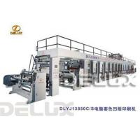 DLYJ13850S ROTOGRAVURE PRINTING MACHINE WITH TWO UNWINDERS AND TWO REWINDERS