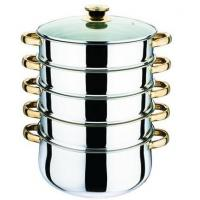 Buy cheap Four/Five Layers Steamer Pot (curve form) from wholesalers