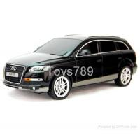 Buy cheap 1:24 Licensed Audi Q7 SUV Remote / Radio Control RC Car - BLACK from wholesalers
