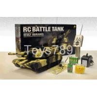 China 1/24 US M1A2 ABRAMS RC TANK on sale
