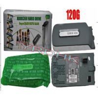 Buy cheap Hard Drive 120GB For Xbox360 from wholesalers