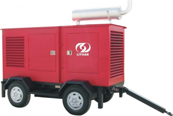 Quality Trailer Mobile Power Station for sale