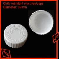 Buy cheap 32mm Child resistant Closure from wholesalers