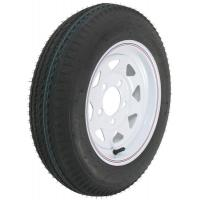 Buy cheap KT 4.80-12 Bias Trailer Tire with 12 White Wheel - 5 on 4-1/2 - Load Range B from wholesalers