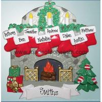 Buy cheap personalized christmas ornament polyresin christmas ornament from wholesalers