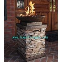 Buy cheap Natural Stone Gas Firepit from wholesalers