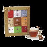 Buy cheap Gold Leaf Decaf Teas Gift Box from wholesalers