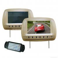 Buy cheap 9inch Headrest monitor Car DVD Player from wholesalers