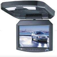 Buy cheap 12.1inch Flip down TFT LCD Monitor Roof Mount DVD player from wholesalers
