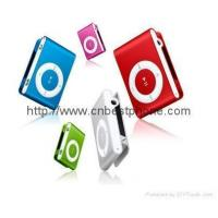 Buy cheap card reader portable shuffle mp3 player tf card slot 2gb.4gb.8gb from wholesalers