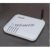 Buy cheap 1-Channel GSM to VoIP Gateway: Quad Band SIP Asterisk from wholesalers