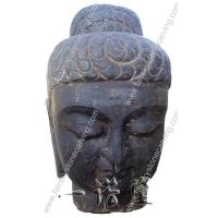 Buy cheap Head Statue Head of Buddha from wholesalers