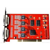 Buy cheap 8-CH H.264 DVR Card(Software Compression) HDCS08 from wholesalers