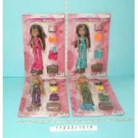 Buy cheap Big eyes fashion girl doll with accessories 4 assorted from wholesalers